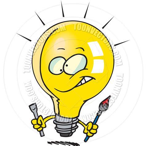 idea light bulb cartoon lamps ideas