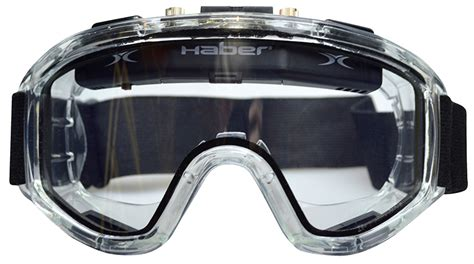 safety goggles with fan haber liquidator splash goggle with dual clear lens and