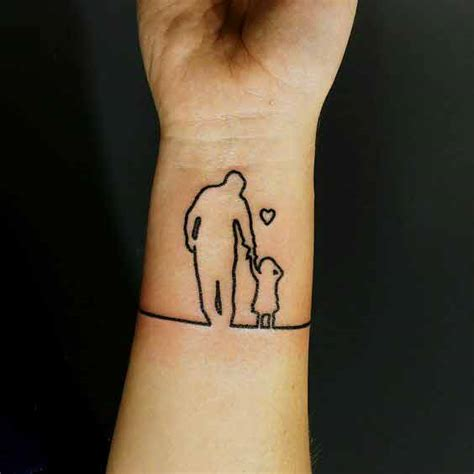 dad wrist tattoos 50 best tattoos designs and ideas to dedicate to