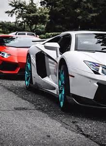 Turquoise Lamborghini Lamborghini Aventador Turquoise Rims 4 Wheels