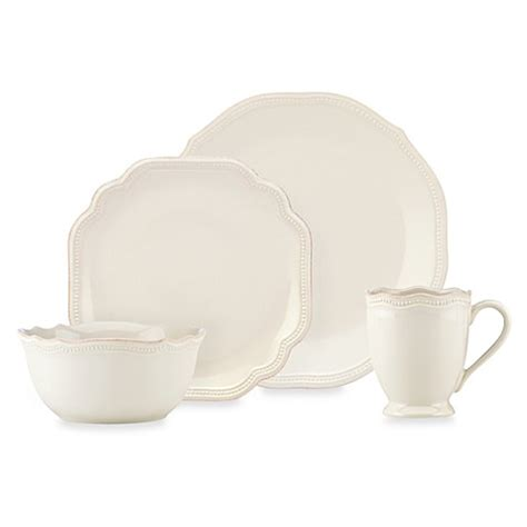 white beaded dinnerware lenox 174 perle bead white dinnerware collection bed