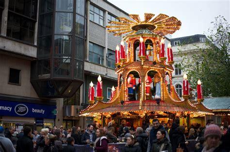 where is the birmingham german christmas market being held