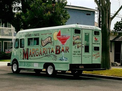 mobile truck book rasta vintage mobile margarita truck and