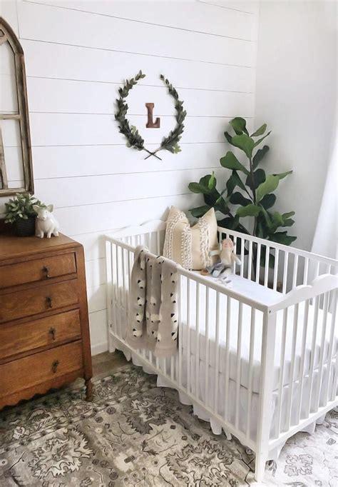 nurseries  inspired  joanna gaines