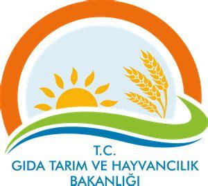 gida tarim hayvancilik bakanligi logo vector (.pdf) free