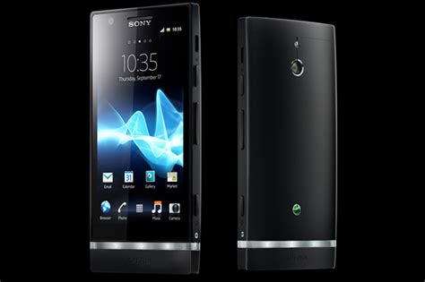 how to update xperia p lt22i to ice cream sandwich and install deal phone sony анонсировала два новых смартфона xperia