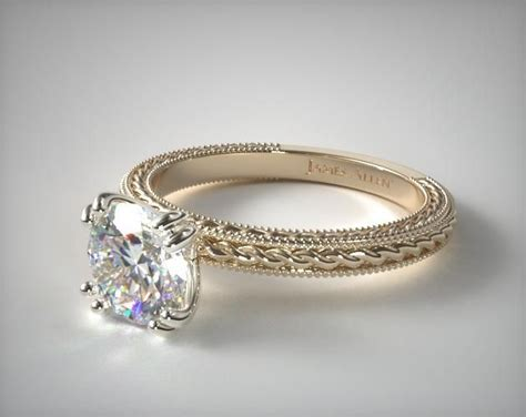 1000 ideas about solitaire engagement rings on