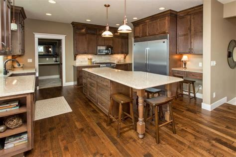 maple creek kitchen cabinets maple flooring ppg stony creek paint color knotty alder