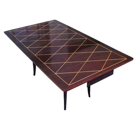 Drop Leaf Extension Dining Table Tommi Parzinger Drop Leaf Extension Mahogany Dining Table For Sale At 1stdibs