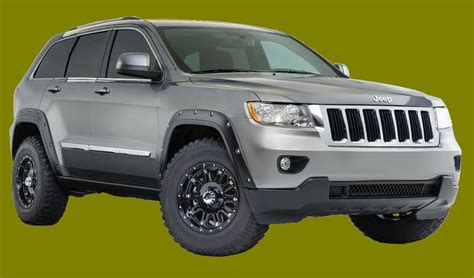 Jeep Grand Flares Jeep Grand Fender Flares 2011 Newer Jeep Grand