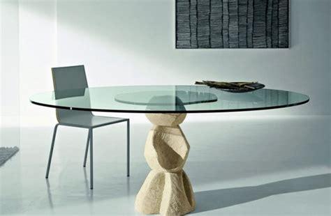 granite top esszimmertisch 70 modelle f 252 r couchtisch und esstisch rund freshouse