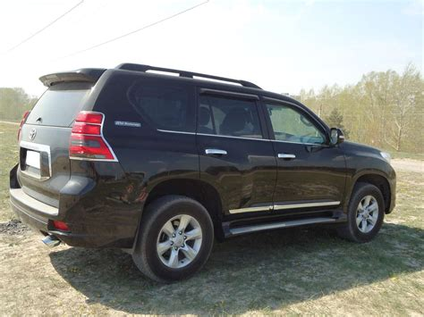 Toyota Diesel For Sale 2010 Toyota Land Cruiser Prado For Sale Diesel Automatic