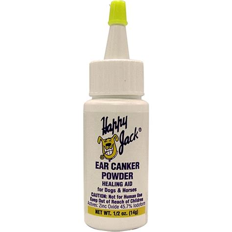 ear powder for dogs happy ear canker powder for dogs 5oz southern states cooperative