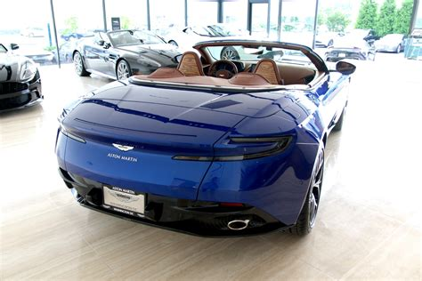 2019 Aston Martin Db11 Volante by 2019 Aston Martin Db11 Volante Stock 9nm05765 For Sale