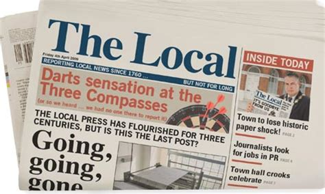 advertising in local newspapers. part 1 of 5. | sunfloweruk