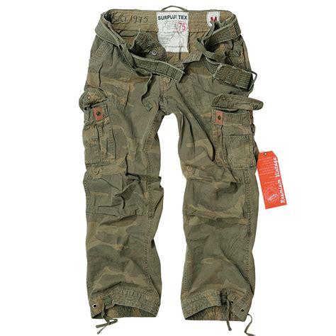 Cargo Original Quality Premium surplus premium vintage mens cargo trousers combat