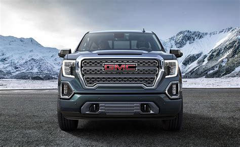 2019 Gmc News by Gmc Debuts The Redesigned 2019 Denali