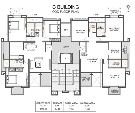 floor plans of commercial and residential buildings