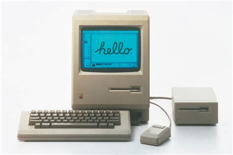 Mac Apple apple macintosh 1984 mac history