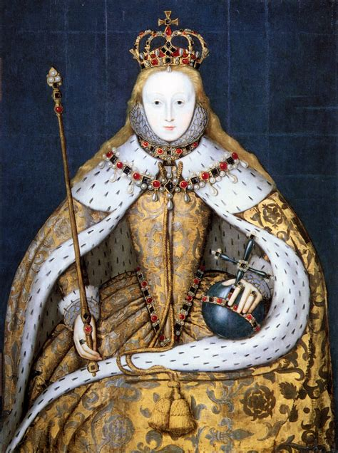biography of queen elizabeth 1 the six wives of henry