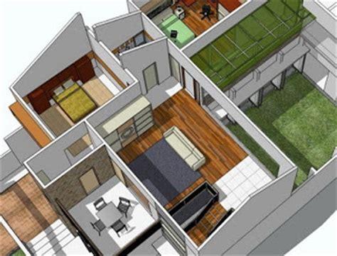 desain rumah probo hindarto a pembagian ruang ruang dalam rumah dan zona ruangnya