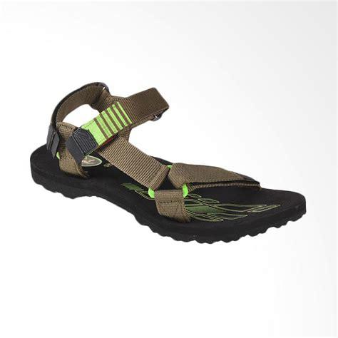 Daftar Sepatu Dan Sandal Carvil jual carvil mens sandal gunung brown olive antonio gm