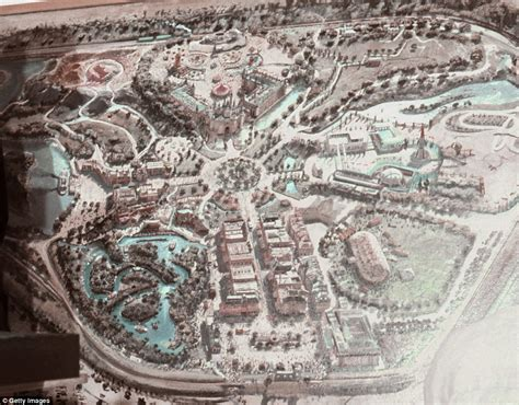 how early do they do a planned c section walt s original disneyland concept sketches rediscovered
