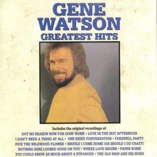 gene watson discography 42 albums