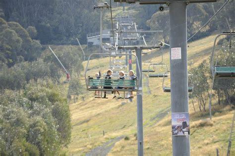 kosciuszko express chairlift summer activities thredbo