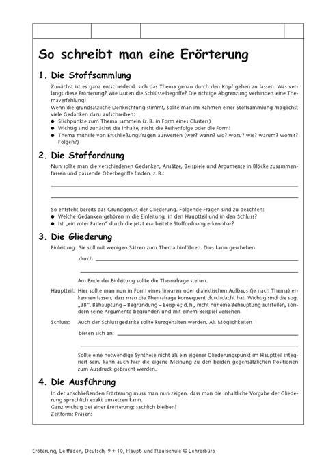 Mängelrüge Brief Beispiel Unterrichtsmaterialien 183 Haupt Realschule 183 Lehrerb 252 Ro