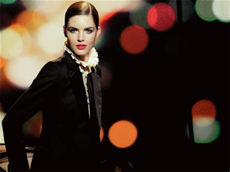 Hilary Rhoda Is The Newest Of Estee Lauder by Hilary Rhoda New Of Estee Lauder