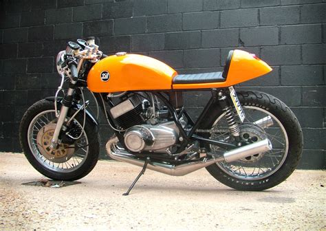 Mv Pride Puzzle readers rides yamaha rd350 cafe racer return of the