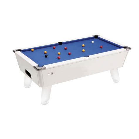 Outdoor Billiard Table by White Dpt Outdoor Pool Table Leisure