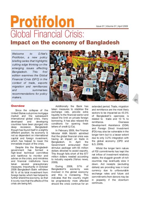Global Financial Crisis Essay Topics by Protifolon Issue 1 Impact Of Global Financial Crisis On The Economy