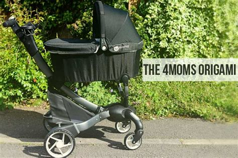 Origami Pram Reviews - 4moms origami stroller review mummy me