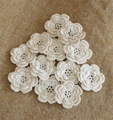 Vintage Crochet Pattern To Make Block Lace Flower vintage crochet lace patterns free crochet and knit