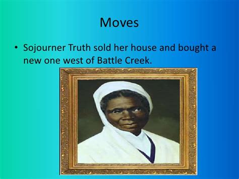 sojourner truth house sojourner truth
