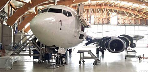 amac aviation amac aerospace returns bbj to service business aviation