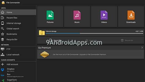file commander premium apk file commander premium v3 0 13111 apk