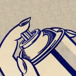 8 disegni pop art di roy lichtenstein trasformati in
