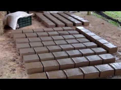 diy clay bricks adobe brick adobe block earthbag two 2 methods of