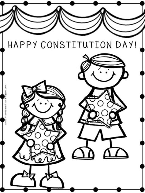 coloring pages for us constitution constitution day coloring page coloring home