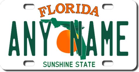 license plate light law florida personalized florida license plate for bicycles kid s