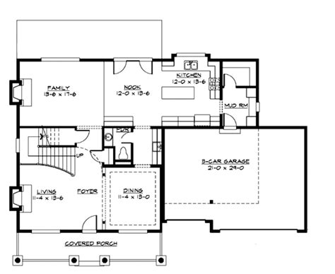5 sq feet farmhouse style house plan 4 beds 2 5 baths 2700 sq ft