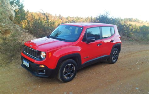 tan jeep renegade probamos renegade sport plus el no tan mini jeep