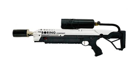 Boring Peripherals Need Not Apply by Not A Flamethrower The Boring Company
