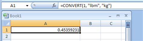 converting square meters into kilograms
