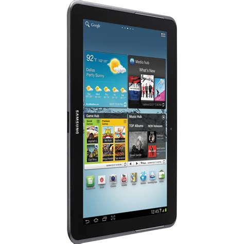 Samsung Tab 2 10 1 samsung 16gb galaxy tab 2 10 1 quot tablet gt p5113tsyxar b h