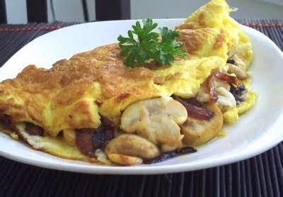 membuat omelet jamur resep cara membuat omelete jamur aneka resep masakan