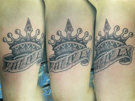 king queen tattoos crown tattoos designs ideas and meaning tattoos for you